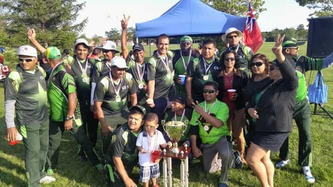 Caribbean Sensation 1 take home Over 50 championship