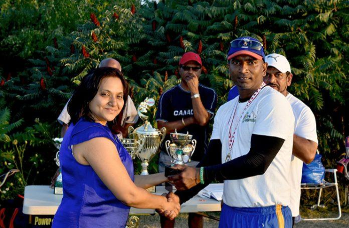 Berbice are OMSCC Over-40 Inter-county winners